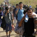 Syrian refugess going where
