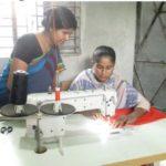BGD-500 Papri - teaching Industrial sewing2