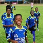 sle-500 The joy of soccer training