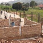 New Secondary School is going up.